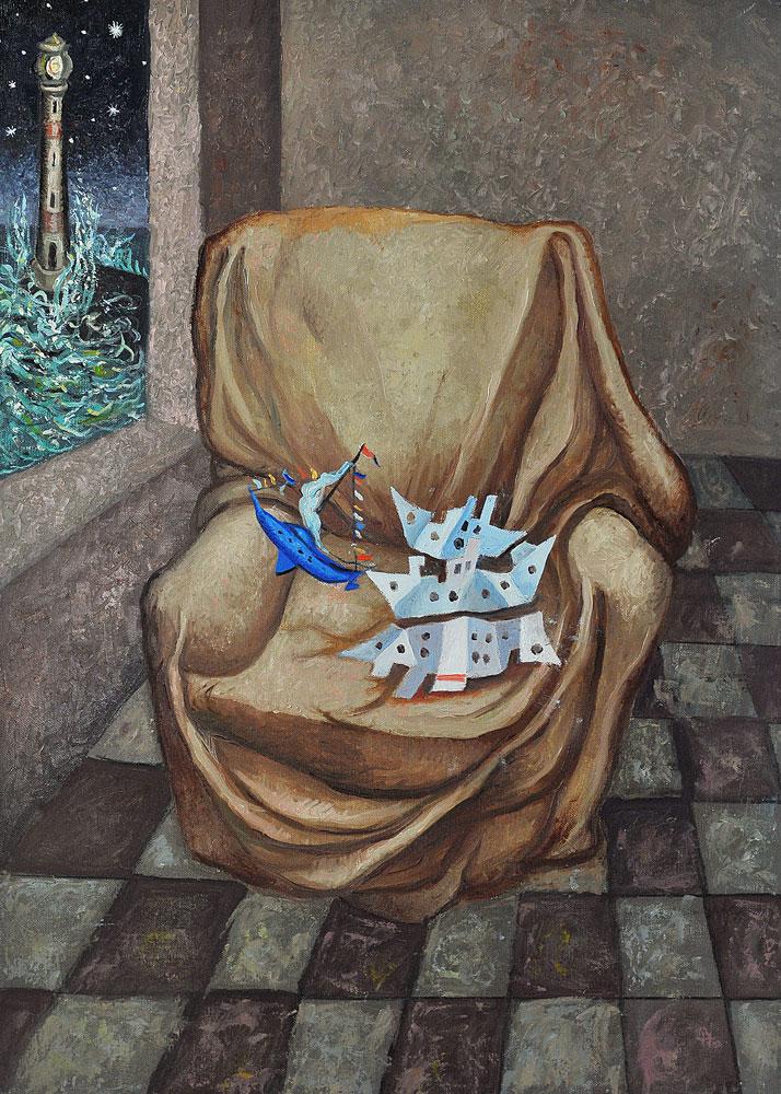 2015---le-navi-addormentate-olio-su-tela-50x70